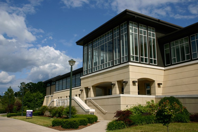 James Madison University Recreation Center (UREC)