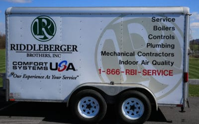 Riddleberger Brothers, Inc., is pleased to announce our new Indoor Air Quality Division