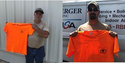 August Safety Champions