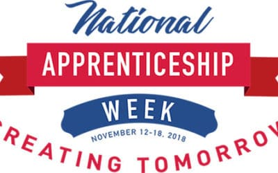 National Apprenticeship Week is November 12th – 18th!