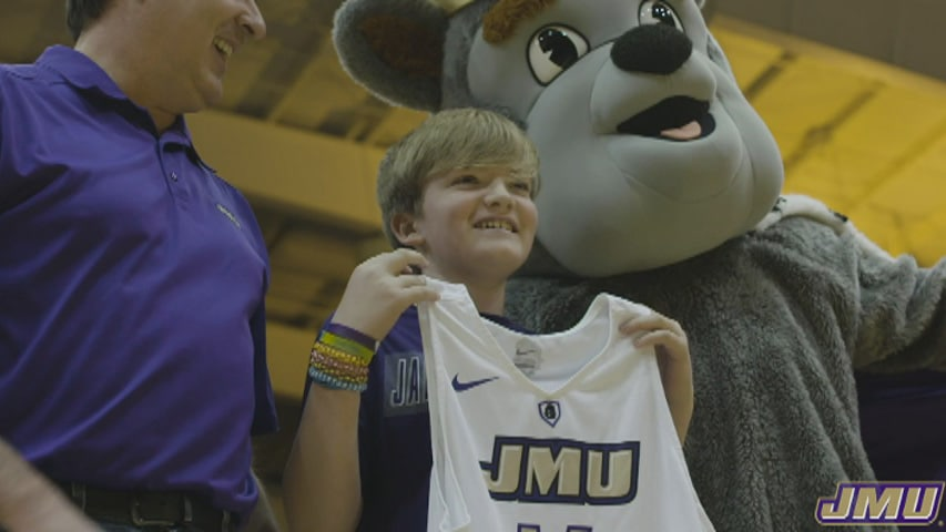 RBI sponsors the JMU Top Dog Experience