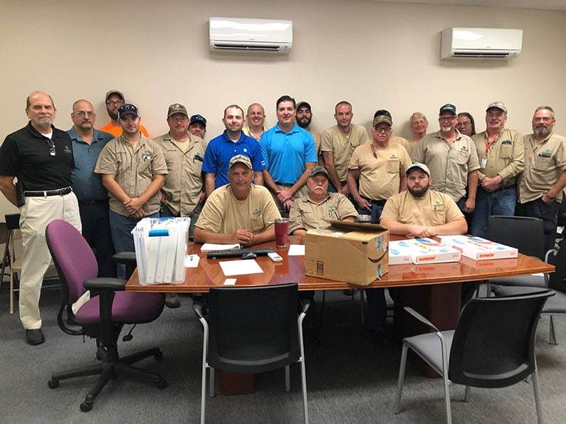 August Safety Management Tour