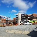 JMU COB Renovation - Exterior 3