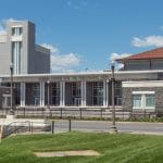 JMU Forbes Center - Exterior 1