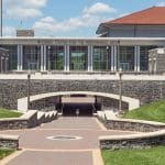 JMU Forbes Center - Exterior 3