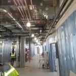 Valley Health Warren Memorial Hospital Under Construction