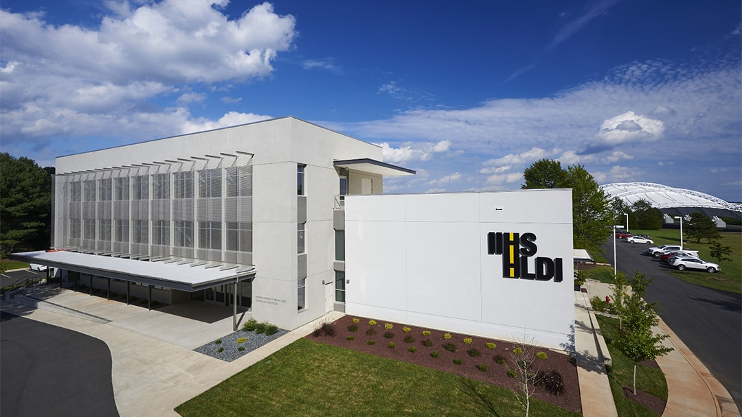 IIHS Vehicle Research Office Addition - Exterior