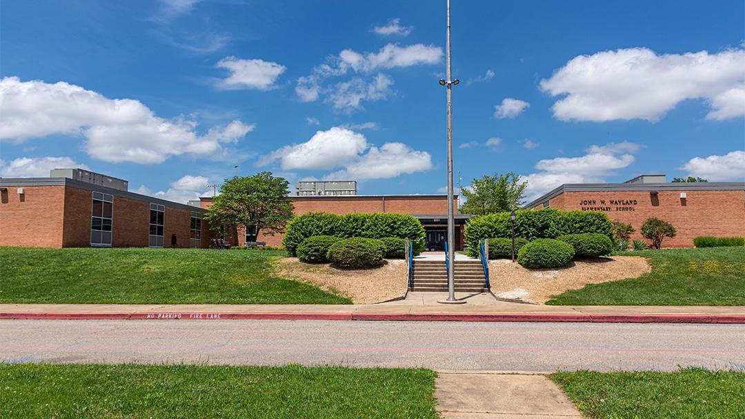 John Wayland Elementary - Exterior 1