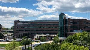 Valley Health North Tower in Winchester, VA